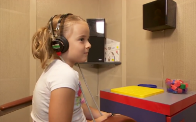 Dr. Serpa on KATU: The Importance of a Back to School Hearing Screening