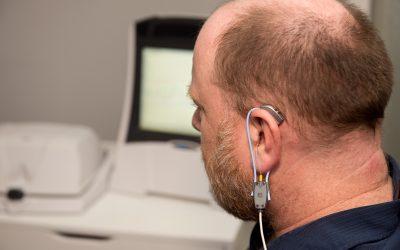 On-Ear Measurement Tool